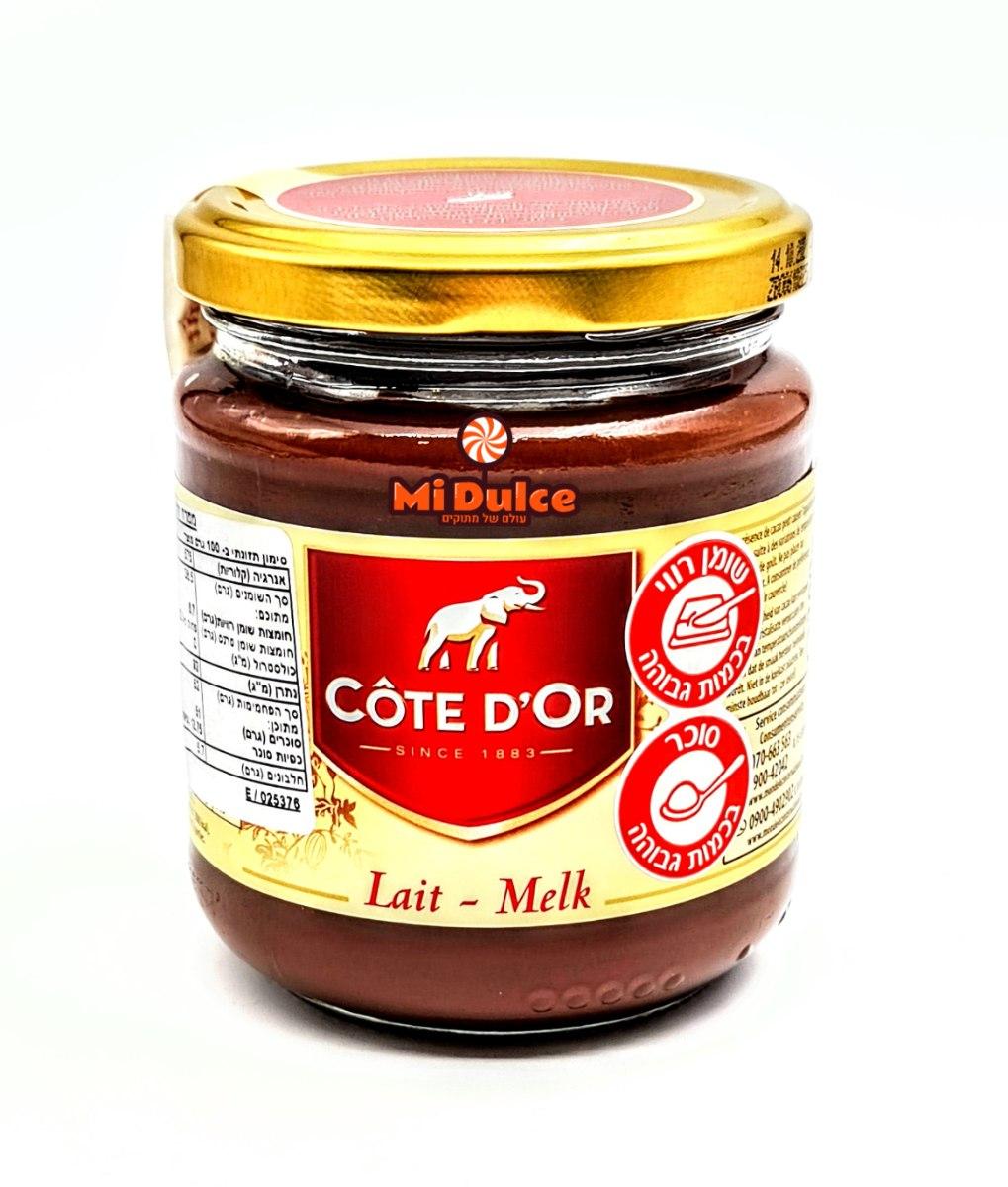 ממרח שוקולד יוקרתי Cote D'or