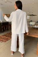 סט מנהטן ג'קט + מכנסיים
