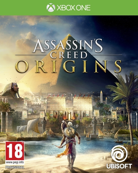 Assassin's Creed Origins לקונסולת Xbox One