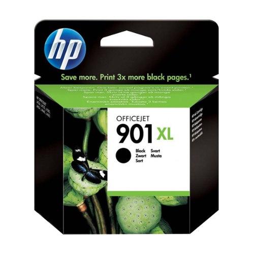 ראש דיו שחור מקורי HP 901XL