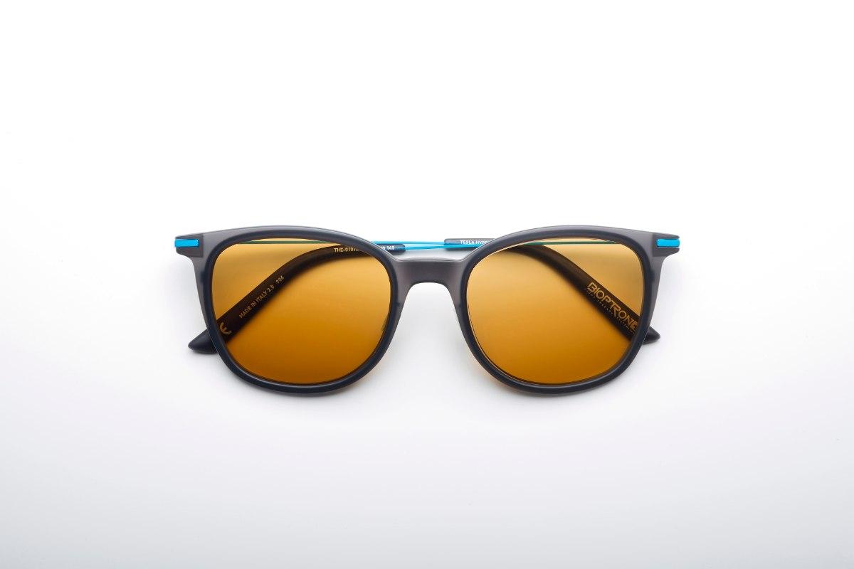 משקפי היפרלייט (נגד קרינה) דגם THE-0101BN צבע כחול