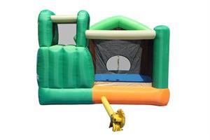 מתקן קפיצה כיף הג'ונגל הפי הופ - 9139 - Jungle Fun Happy Hop