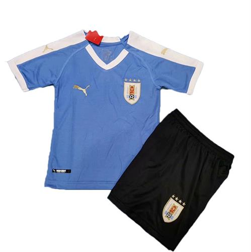 חליפת ילדים אורוגוואי בית 2019