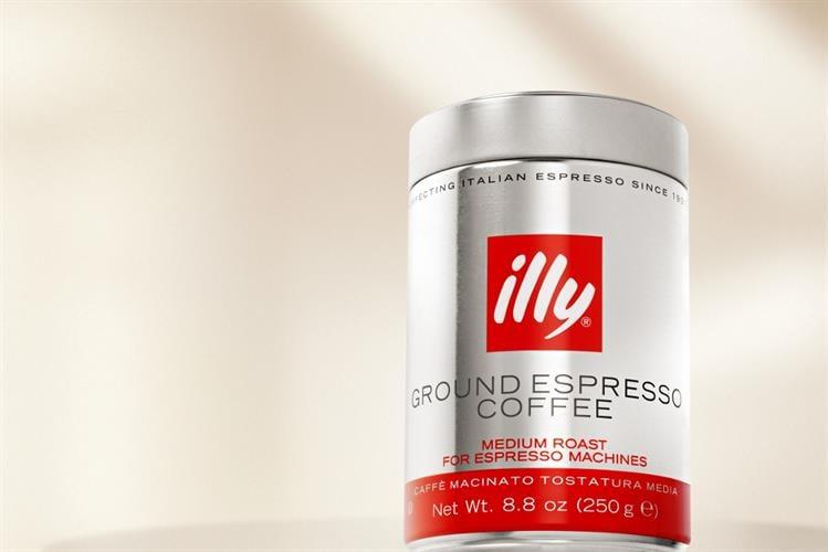 פולי קפה אילי בקופסה 250 אדום