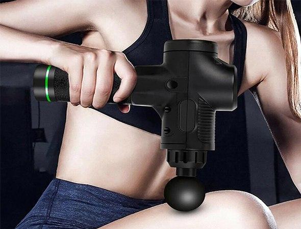 אקדח עיסוי שרירים מקצועי