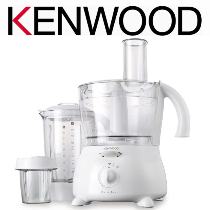 KENWOOD מעבד מזון קנווד + בלנדר דגם: FP-580 מתצוגה !