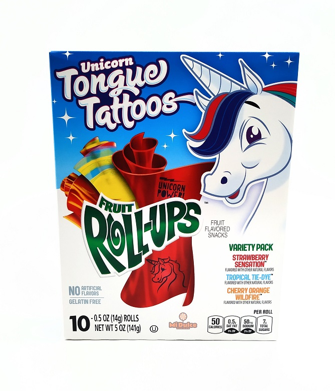 Roll-Ups Variety Pack