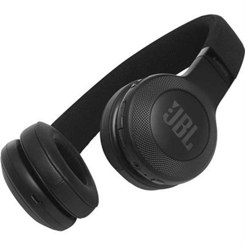 אוזניות JBL E45BT Bluetooth,  אוזניות סטריאו אלחוטיות ON-EAR דגם JBLE45: