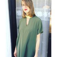 שמלת אמרלד זית