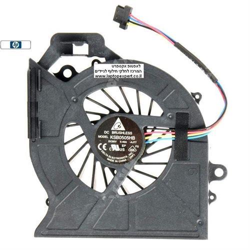 מאוורר למחשב נייד HP Pavilion DV6-6100 DV6-6000 DV6-6050 DV6-6090 Cooling Fan MF60120V1-C181-S9A