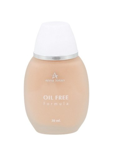 Anna Lotan Make Up - Oil Free Formula - אנה לוטן מייק אפ נטול שומן ובושם לעור בעייתי