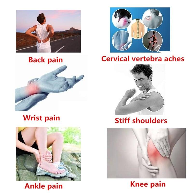 ספריי טבעי להקלה על כאבי שרירים ופרקים - Spray & relief