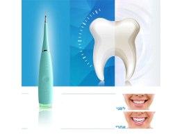 מכשיר דנטלי חשמלי לניקוי השיניים עמיד במים