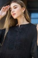 שמלת GOLD שחור