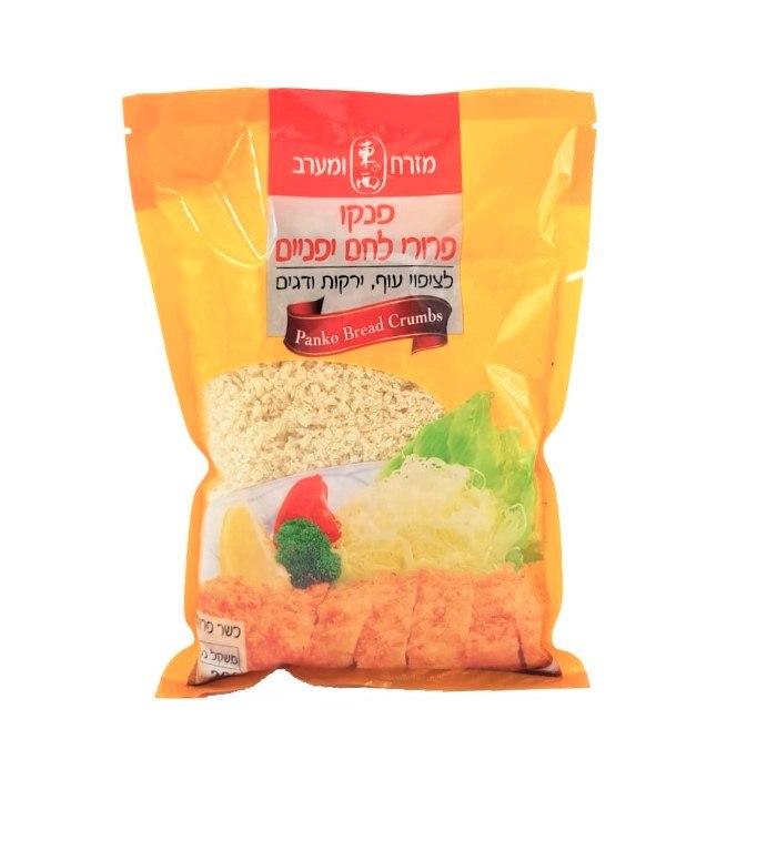 פירורי לחם יפניים - פנקו ״מזרח ומערב״