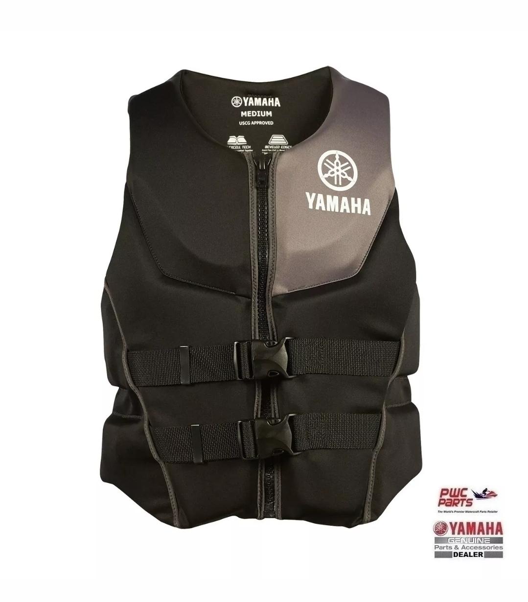 חגורת הצלה מקצועית YAMAHA קלת משקל עשויה ניאופרן ריצרץ ו 2 אבזמים מידה XXXL