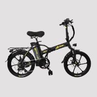 אופניים חשמליים Active Magnesium 48V 13.8AH