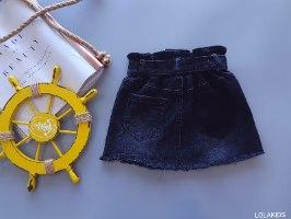 חצאית גינס דגם 9456/2