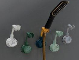 מתלה ברז דוש גמיש מסתובב למקלחת