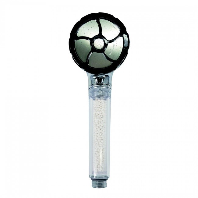 מסנן מים למקלחת 3 מצבים Biocera Atozero Premium