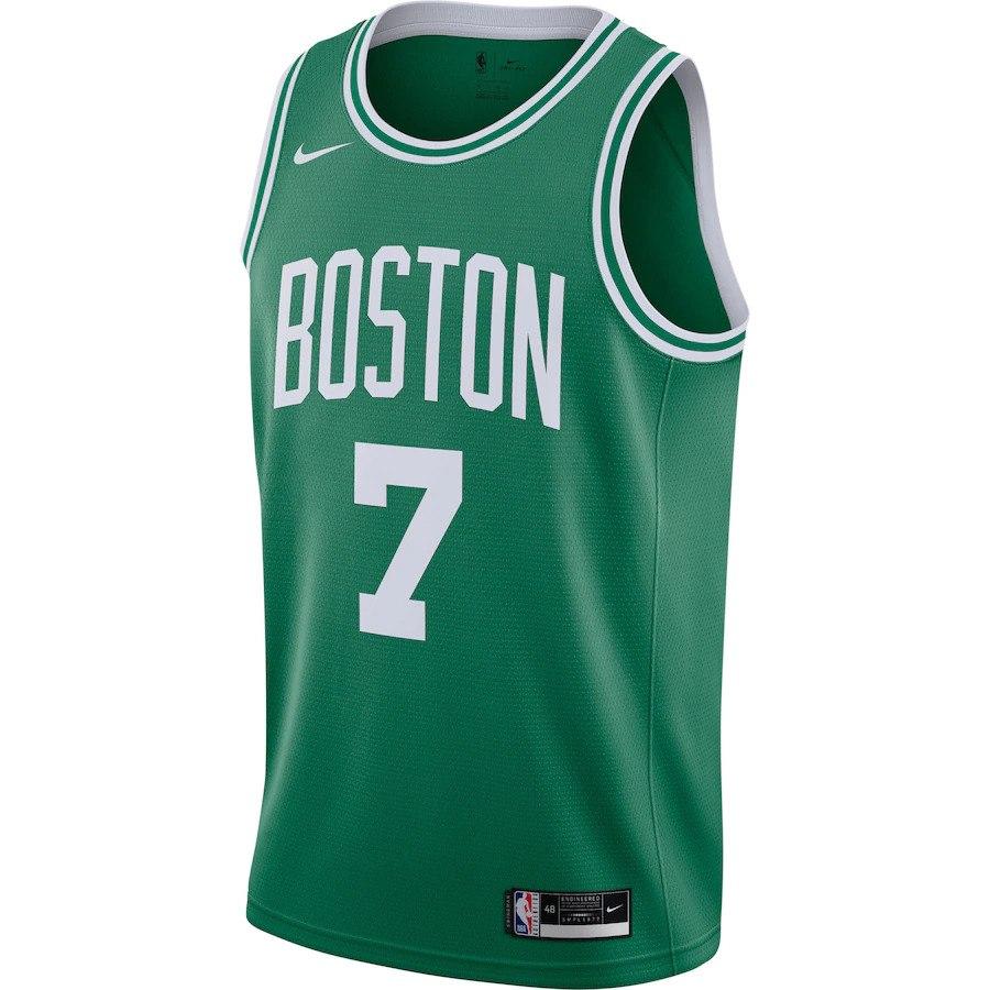 גופיית משחק בוסטון סלטיקס מהדורת אייקון ירוקה