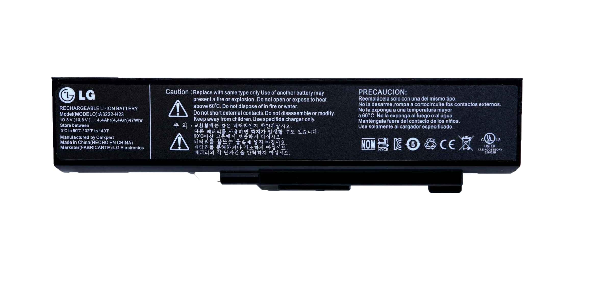 סוללה מקורית למחשב נייד LGR38
