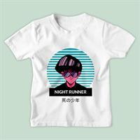 חולצת ילדים Night Runner