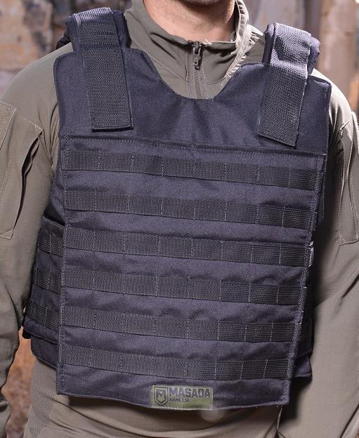 Police molle bulletproof vest
