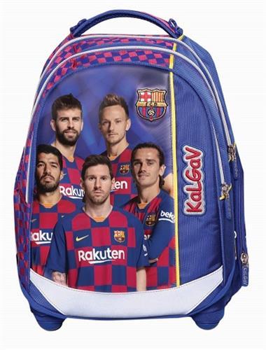 תיק ברצלונה כחול X BAG Barcelona