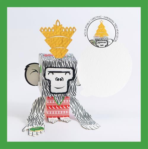 HanuXmas Monkey