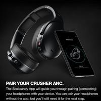 אוזניות אלחוטיות Skullcandy Crusher ANC