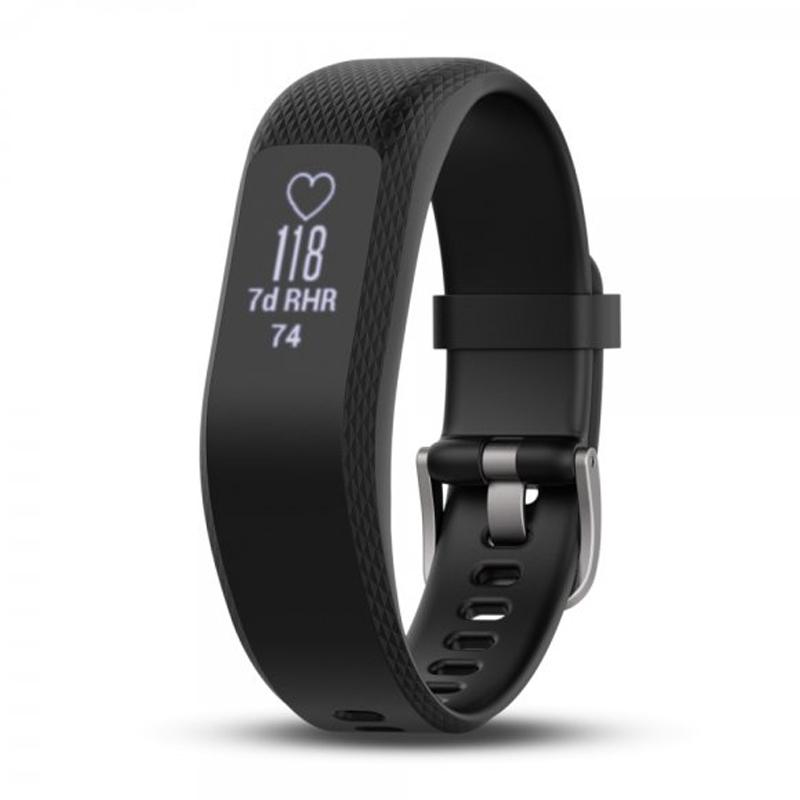 שעון דופק Garmin Vivosmart 3 Black