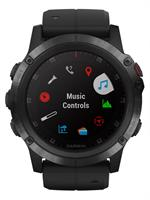 Garmin fenix 5X Plus Sapphire Black with Black Band