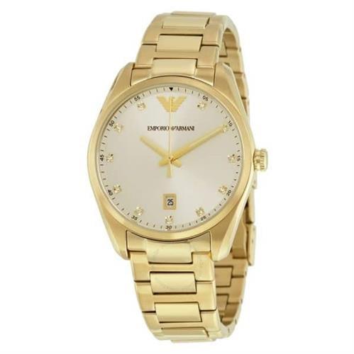 שעון אמפוריו ארמני לנשים Ar6064