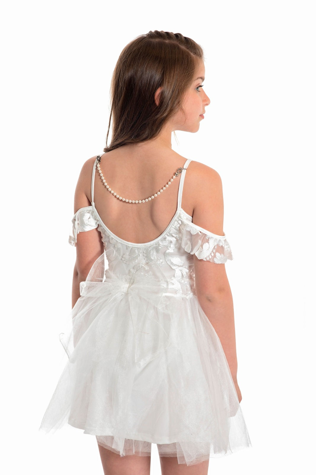 שמלת בת מצווש טוטו
