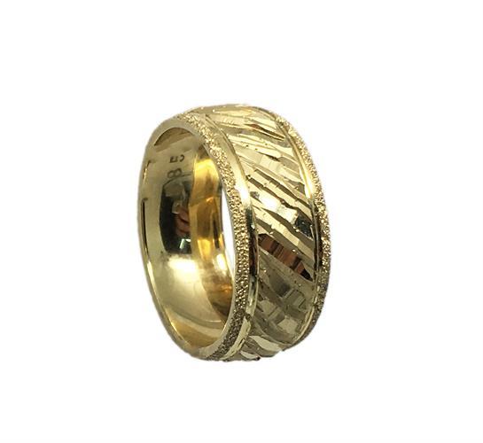 טבעת נישואין נשים זהב 14 קארט MY05170066066