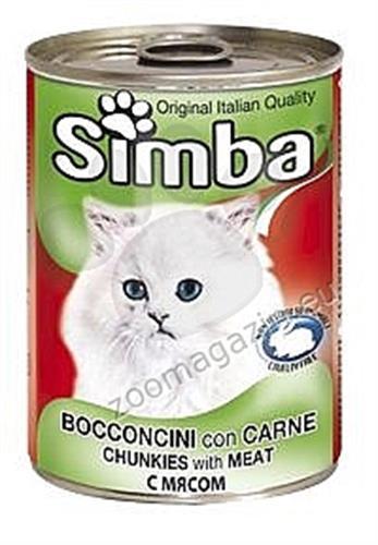 שמור סימבה לחתול 415 גרם (24 יחידות)