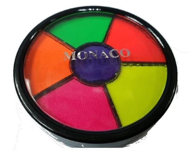 גלגל צבעי מים 6 גוונים (50 גר')