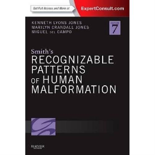 Smith's Recognizable Patterns of Human Malformation : Expert Consult - Online and Print