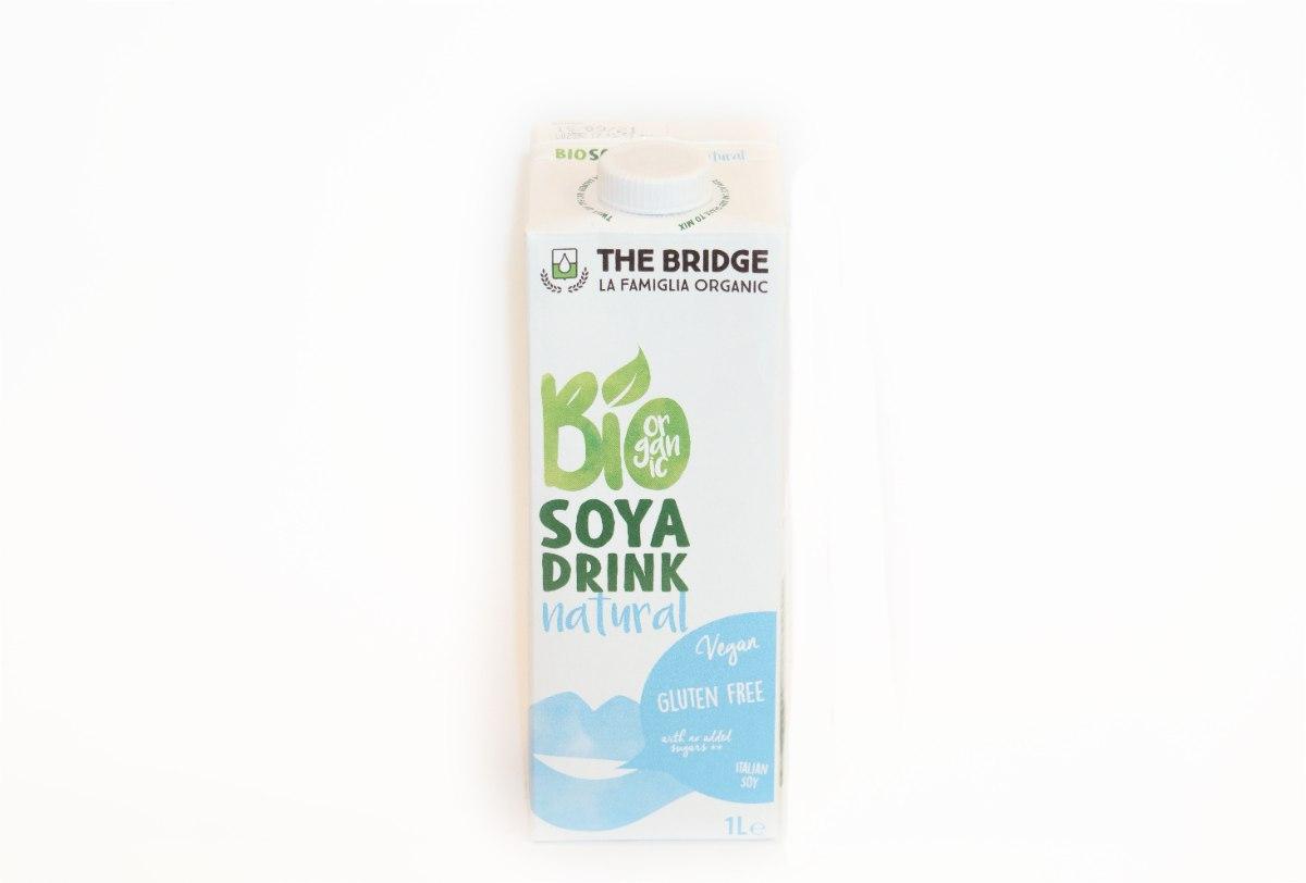 חלב סויה אורגני