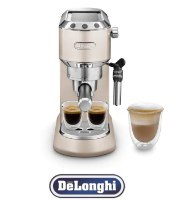 DeLonghi מכונת קפה ידנית במהדורה מיוחדת דגם EC785.BG