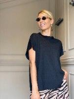 חולצת NAM - שחור