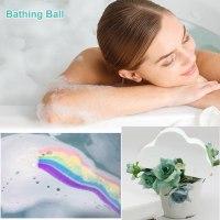 2 יחידות סבון אמבטיה קשת בענן