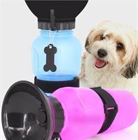 בקבוק שתייה לכלב - מושלם לטיולים!