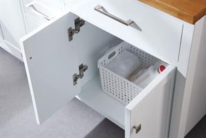 ארון אמבטיה עומד מעוצב דגם ויויאן VIVIAN