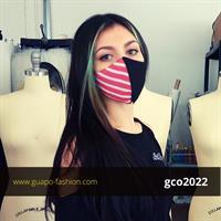 מסכת בד אופנתית לקורונה corona cotton mask
