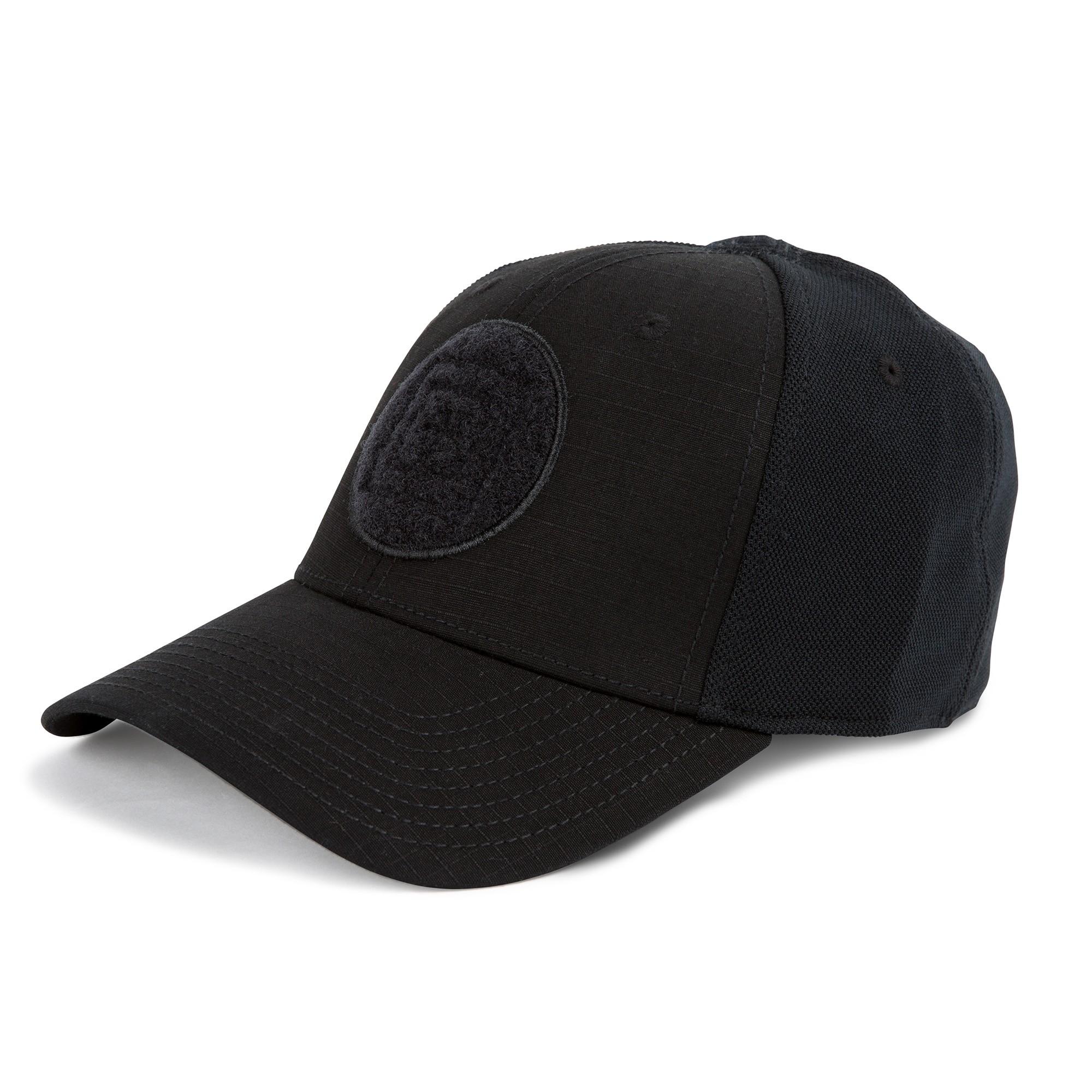 כובע טקטי שחור 5.11 DOWNRANGE CAP True Black