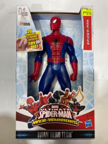 Spider man web