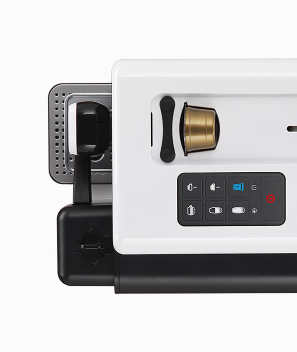 מכונת הקפה One Touch אספרסו קלאב