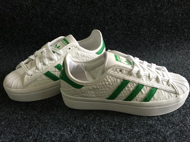 נעלי adidas superstar GREEN יוניסקס מידות 36-39